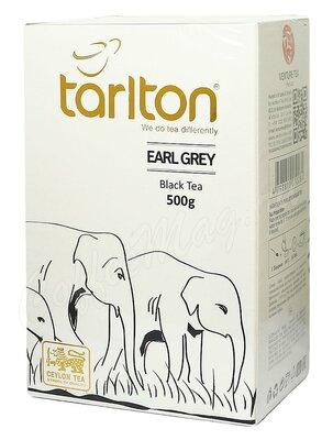 Чай Tarlton черный Earl Grey 500 г