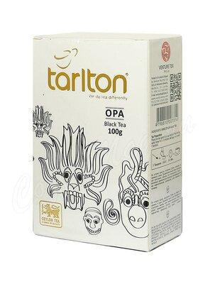 Чай Tarlton черный OPA 100 г
