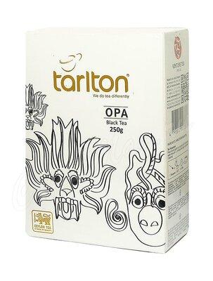 Чай Tarlton черный OPA 250 г