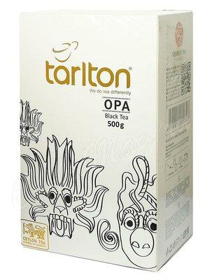 Чай Tarlton черный OPA 500 г