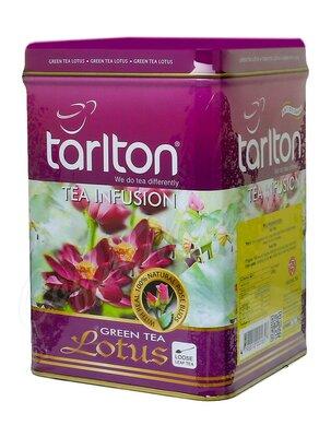 Чай Tarlton зеленый Lotus 250 г