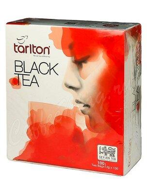 Чай Tarlton Black Teа 100 пак