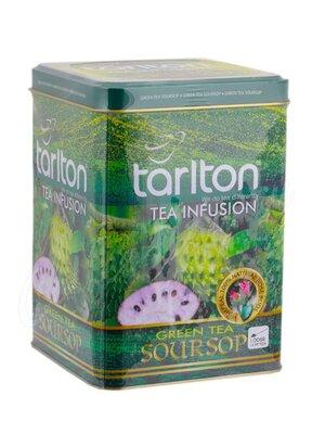Чай Tarlton зеленый Soursop 250 г