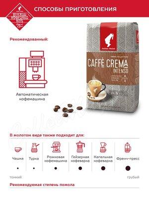 Кофе Julius Meinl в зернах Кафе Крема Интенсо Тренд 1 кг