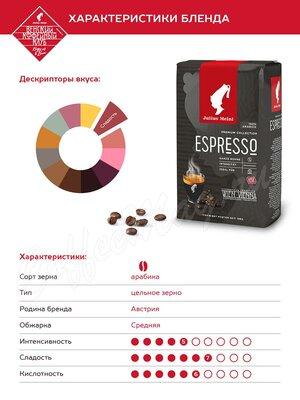 Кофе Julius Meinl в зернах Гранде Эспрессо 500 г Премиум коллекция