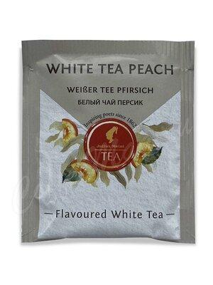 Чай Julius Meinl Белый с персиком 25 пак