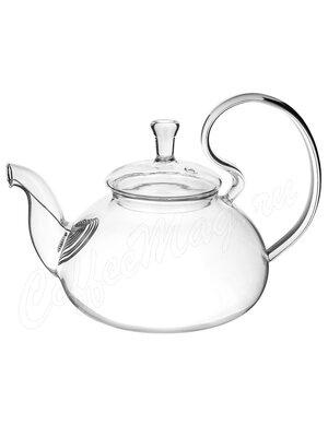 Стеклянный заварочный чайник Версаль 600 мл