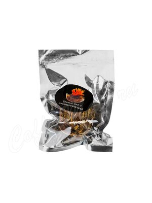 Связанный чай Черный с лавандой и лилией