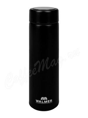 Термос Walmer NEO с индикатором температуры, черный 450 мл