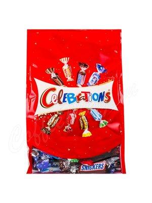 Шоколадки Mars Celebration Sharing Bag 365 г