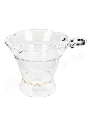 Набор из жаропрочного стекла для заваривания чая «Лето»