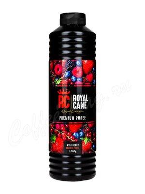 Фруктовое пюре Royal Cane Лесные ягоды 1 кг