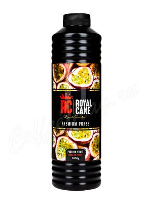 Фруктовое пюре Royal Cane Маракуйя 1 кг
