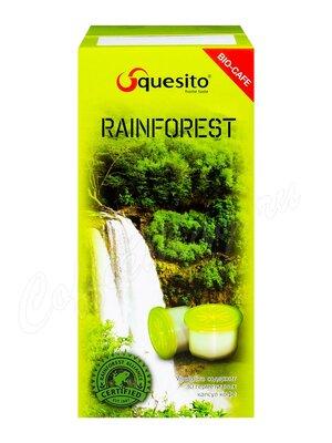 Кофе Squesito в капсулах Rainforest 30 капсул