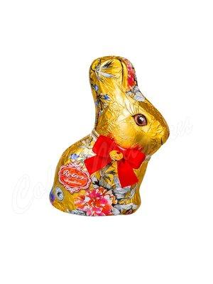 Reber Easter Bunny Молочный шоколад Пасхальный заяц 110 г (красный бант)