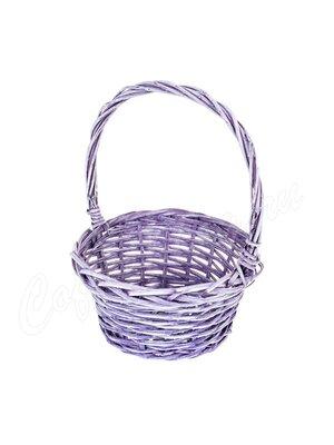 Корзина плетеная малая Сирень LYM-660003 Lilac