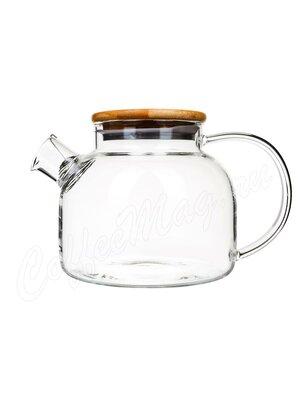 Чайник стеклянный Гранат 700 мл (TP-096B)