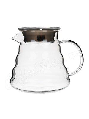 Чайник стеклянный Тама 500 мл  (SLT-012)