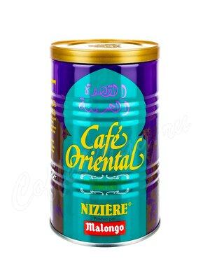 Кофе Malongo молотый Cafe Oriental для турки 250 г
