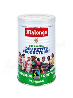Кофе Malongo молотый Макс Хавелар 250 г