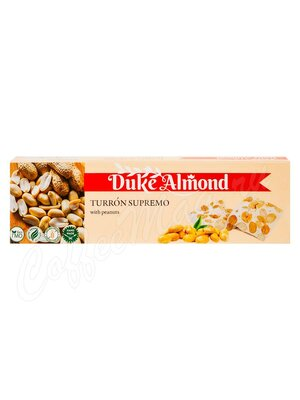 Duque Almendro Туррон с арахисом 100 г