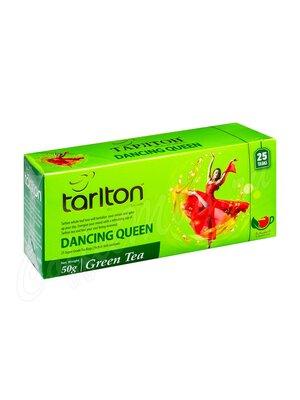 Чай Tarlton Танец королевы Зелёный 25 пак