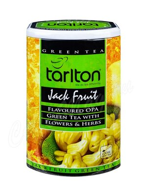 Чай Tarlton Джек фрут зеленый 200 г ж.б.