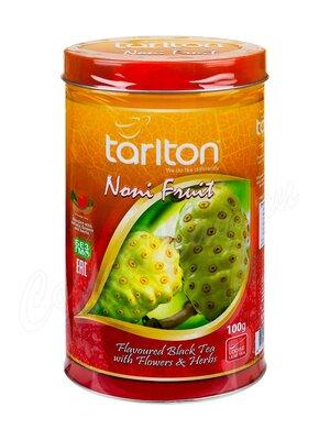 Чай Tarlton Нони Чёрный 100 г ж.б.