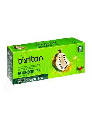Чай Tarlton Саусеп зеленый 25 пак