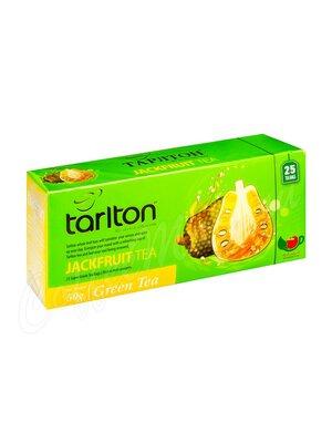 Чай Tarlton Джек фрут зеленый 25 пак