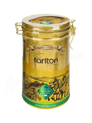 Чай Tarlton Нувара Элия черный 150 г ж.б.