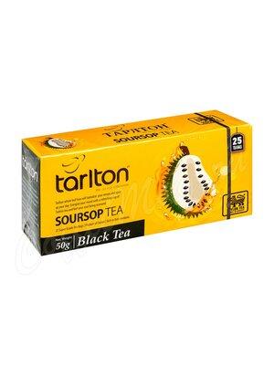 Чай Tarlton Саусеп черный 25 пак