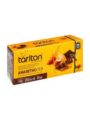 Чай Tarlton Амаретто Зелёный 25 пак