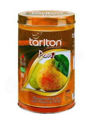 Чай Tarlton Груша черный 100 г