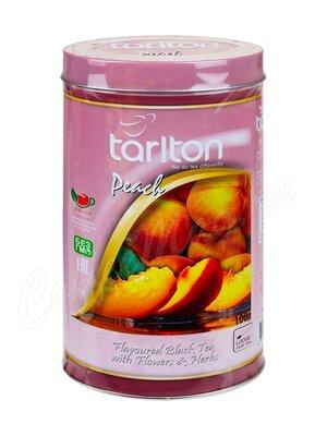 Чай Tarlton Персик черный 100 г