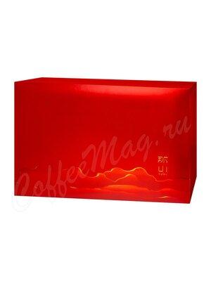 Подарочный набор 2 металлические банки + 2 картонные коробки в подарочном пакете (box-006)