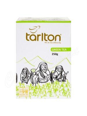 Чай Tarlton Green Tea 250 г картонная упаковка