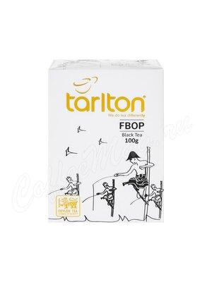 Чай Tarlton черный FBOP 100 г