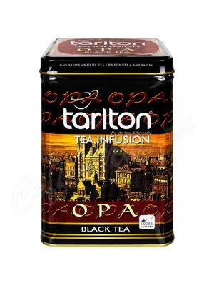 Чай Tarlton черный OPA жестяная банка 250 г