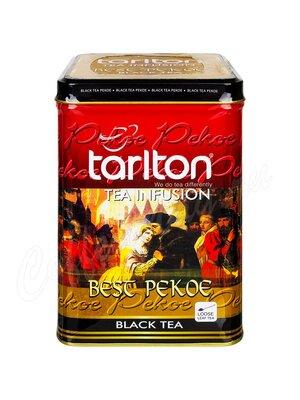 Чай Tarlton черный PEKOE жестяная банка 250 г