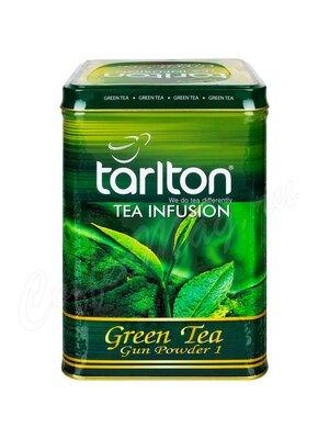 Чай Tarlton Green Tea 250 г жестяная банка