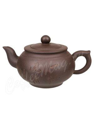 Чайник глиняный Чайный домик 350 мл (005865) hot
