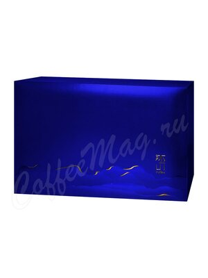 Подарочный набор 2 металлические банки + 2 картонные коробки в подарочном пакете (box-005)