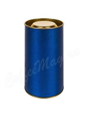 Банка картонная 73*125 (темно-синяя) (Tub-008/1)