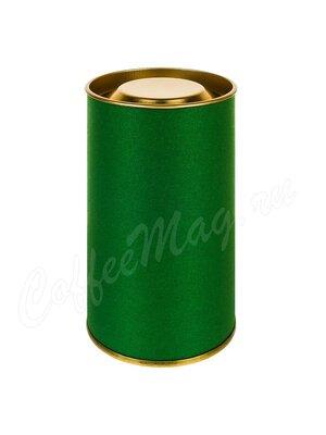 Банка картонная 73*125 (зеленая) (Tub-006/1)