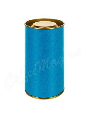 Банка картонная 73*125 (голубая) (Tub-005/1)