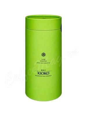 Чай Kioko Sani Sencha зеленый 100 г  в тубе (зеленная)