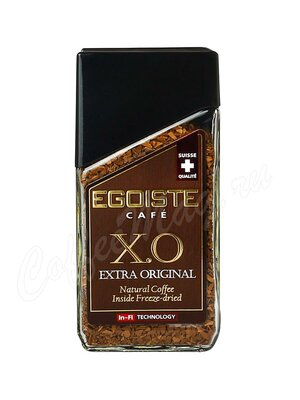 Кофе Egoiste растворимый Extra Original X.O. In-Fi 100 г