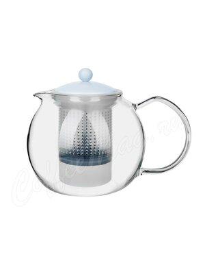 Чайник стеклянный заварочный Bodum Assam 500 мл цвет лунный (A1823-338B-Y20)