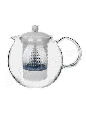 Чайник стеклянный заварочный Bodum Assam 1 л цвет тени (A1830-361B-Y20)